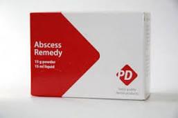 Абсцес Ремеди (Abscess remedy) 15 г + 15 мл