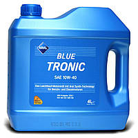 Моторное масло ARAL Blue Tronic 10w40 4L