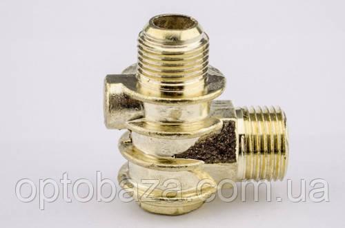 Обратный клапан большой (резьба наруж/внутр) для компрессора, фото 2