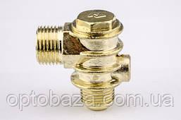 Обратный клапан большой (резьба наруж/внутр) для компрессора, фото 3