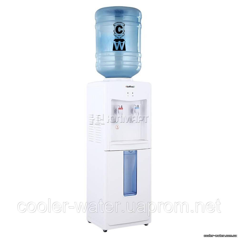 Кулер для воды  HotFrost V118 White