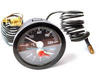 Термоманометр до твердопаливного котла Viadrus (оригінал)