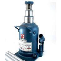 Домкрат бутылочный профессиональный двухштоковый 10т TH810001 TORIN