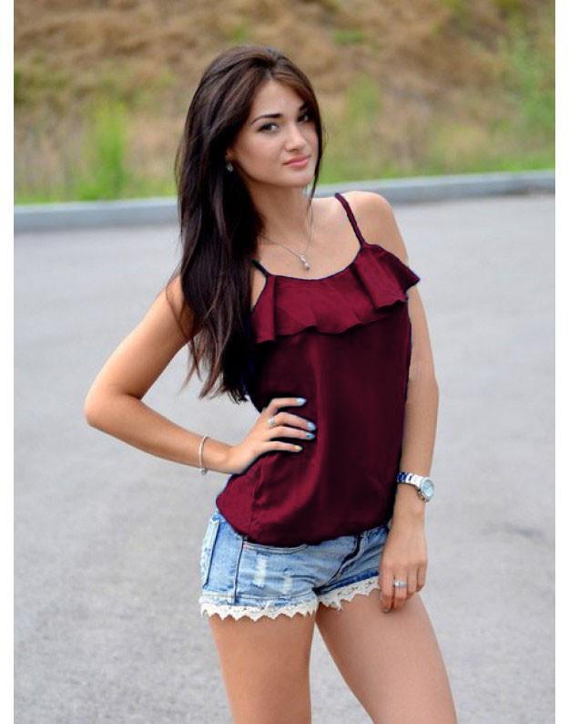 Класна нова блуза з сайту fashion-girl 447540791_w640_h640_bordo
