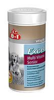 8 в 1  эксель Мультивитамины для пожилых собак  Excel Multi Vit-Senior  70таб.  8  in 1
