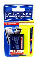 Аккумулятор Avalanche Pr LG KE600
