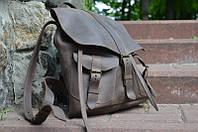 Рюкзак из натуральной кожи, фото 1
