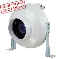 Канальный вентилятор VENTS (ВЕНТС) ВК 125 Б, ВК 125Б (Д687853211)