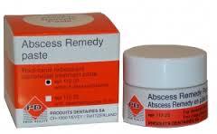 Абсцес Ремеди (Abscess remedy) паста 12 г