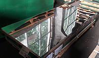 Нержавеющая сталь AISI 304 (08X18H10) 2В, Grid+PVC, декор ,HR