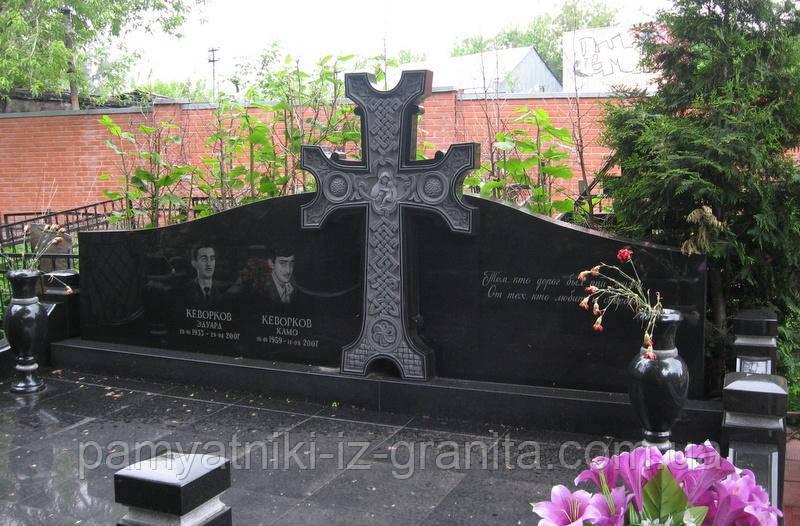 Эксклюзивный крест № 84
