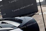 Спойлер на Киа Спортейдж 3 (спойлер задней двери Kia Sportage 3), фото 2