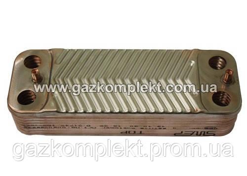 Теплообменник вторичный SAUNIER DUVAL Isofast ЕА (после 2005 г.) S1024800