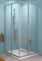 Дверь раздвижная для душ. кабины Ravak Supernova SRV2-S 100 белый/прозрачное 14VA0102Z1, 990х1850 мм