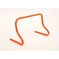 Барьер беговой 30 (пластик, р-р 30x46x30см, оранжевый)
