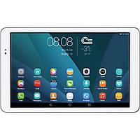 "Планшетный ПК 9.6"" Huawei MediaPad T1 10 (T1-A21L) White  емкостный Multi-Touch (1280x800) IPS/ Qual"