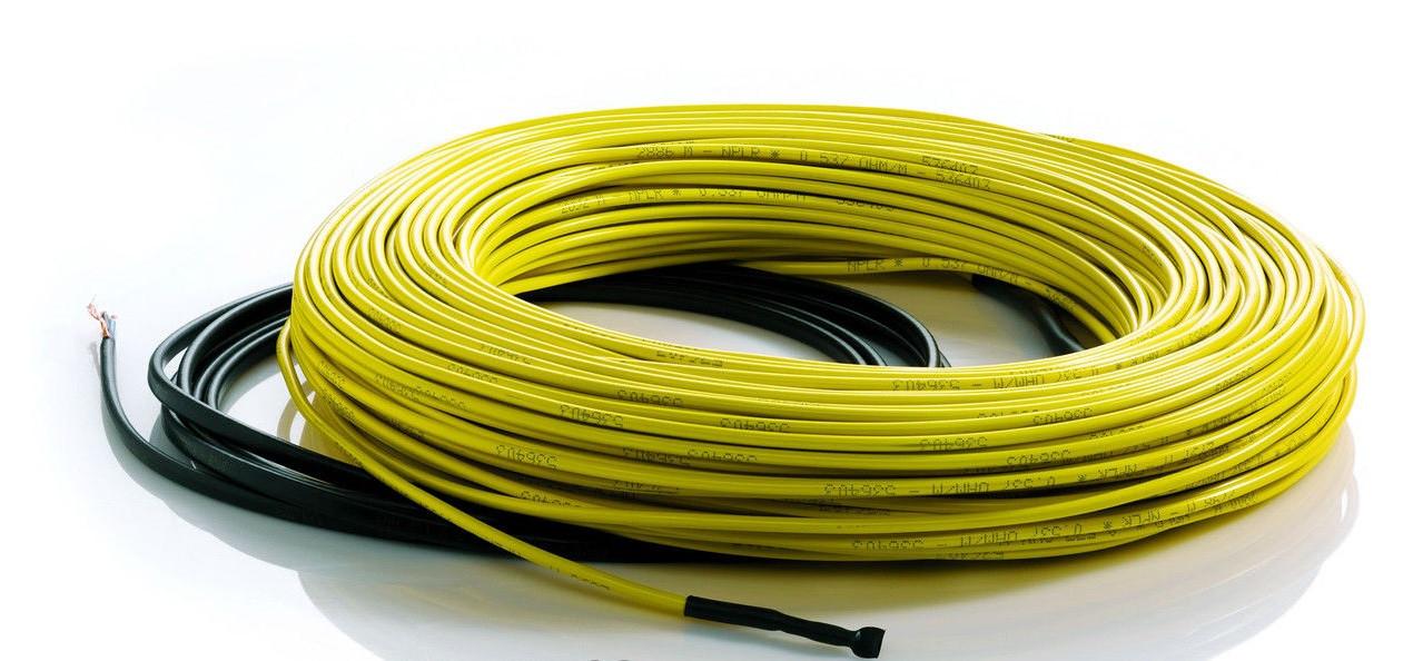 Одножильный кабель ATE. Теплый электрический пол