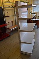 Стеллаж новый торговый ВИКО высота 1950 мм., в комплекте 5 полок для любого магазина