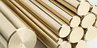 Пруток, круг бронза БрАЖ9-4 ф8 -160мм