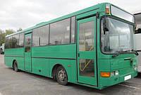 Лобовое стекло Volvo B 6 VEST в резиновый уплотнитель