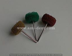 Щетка-крацовка кожаное волокно