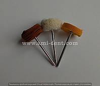 Щетка-крацовка текстильная Пушок