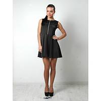 Платье женское Марта черное , магазин одежды