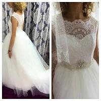 Пошив свадебных, вечерних и детских нарядных платьев