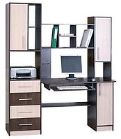Стол компьютерный Леон-4 1700   /  Стіл комп'ютерний Леон-4 1700