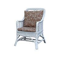 """Кресло """"Черниговчанка"""". Плетеная мебель из лозы."""