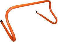 Барьер беговой  YT105 (пластик, р-р 46x23,5x30см, оранжевый)
