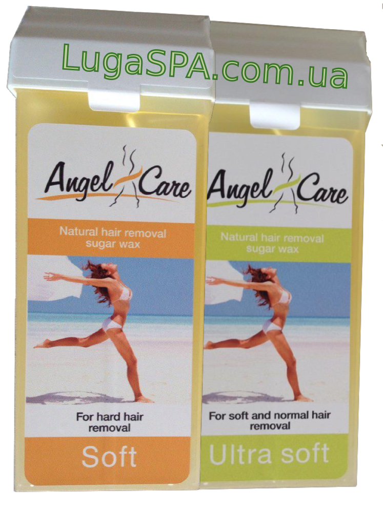 Сахарная паста  Angel Care в картридже (150 гр.) - LugaSPA в Киеве