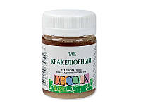 Лак кракелюрный для декупажа от Decola — Decoupage Kracking Varnish, 50 мл