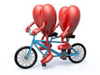 Велосипед и сердце