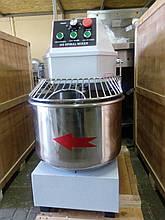 Тестомес двухскоростной  VEKTOR HS 40 (40 литров) 380V  с таймером, реверсом