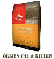 ORIJEN Cat&Kitten 2,27 кг