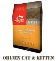ORIJEN Cat&Kitten 1,8 кг