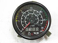 Тахометр электронный со счетчиком моточасов 12V (Харьков)