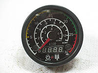 Тахометр электронный со счетчиком моточасов 24V (Львов)