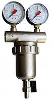 """Фильтр 100мкм для горячей воды и системы отопления 1""""1/4 Malgorani (Италия)"""