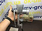 Мясорубка ручная алюминиевая Полтава, фото 4