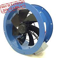 ВЕНТС ВКФ 4Е 250 - Осевой вентилятор низкого давления 800 м3/час