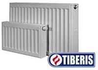 Радиатор стальной Tiberis 22 тип Н=500,L=400 боковое подключение