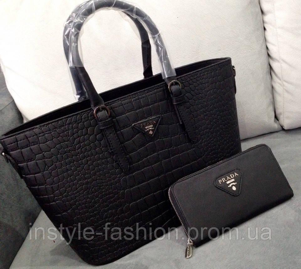 5d3fbc398b17 Сумки-копии брендов, Сумка Prada черная: купить недорого копия ...