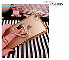 Чехол-накладка Hard PC Bling Diamond Ring Gold Luxury Case для iphone 6 plus плюс, фото 2