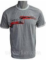 Мужская футболка Adidas Neo из хлопка, Футболки Украина, адидас V-g_1C1, для мальчиков