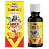 Quiko Combex V - Мультивітамінний сік для птахів, фото 2