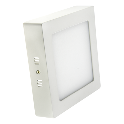 """Светодиодный светильник 12W """"квадрат"""" накладной"""