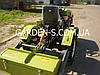 Полноприводный мототрактор DW 154CX 4х4 + фреза , фото 5