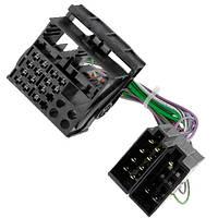 Адаптер питания магнитолы ISO VAG 156 VW